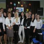 Pożegnanie maturzystów rocznika 2015/2015